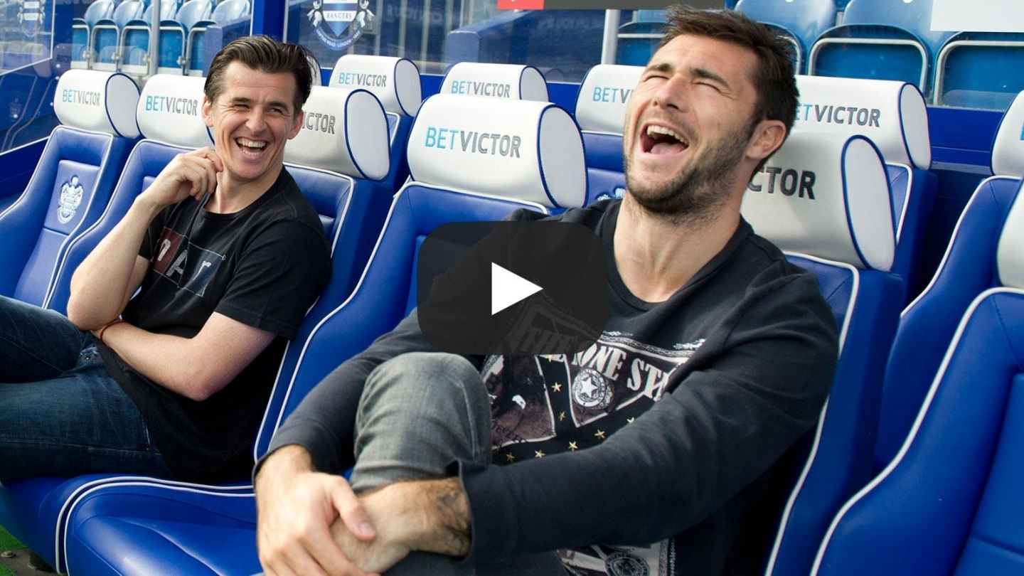 joey-barton-charlie-austin-laughing-wall