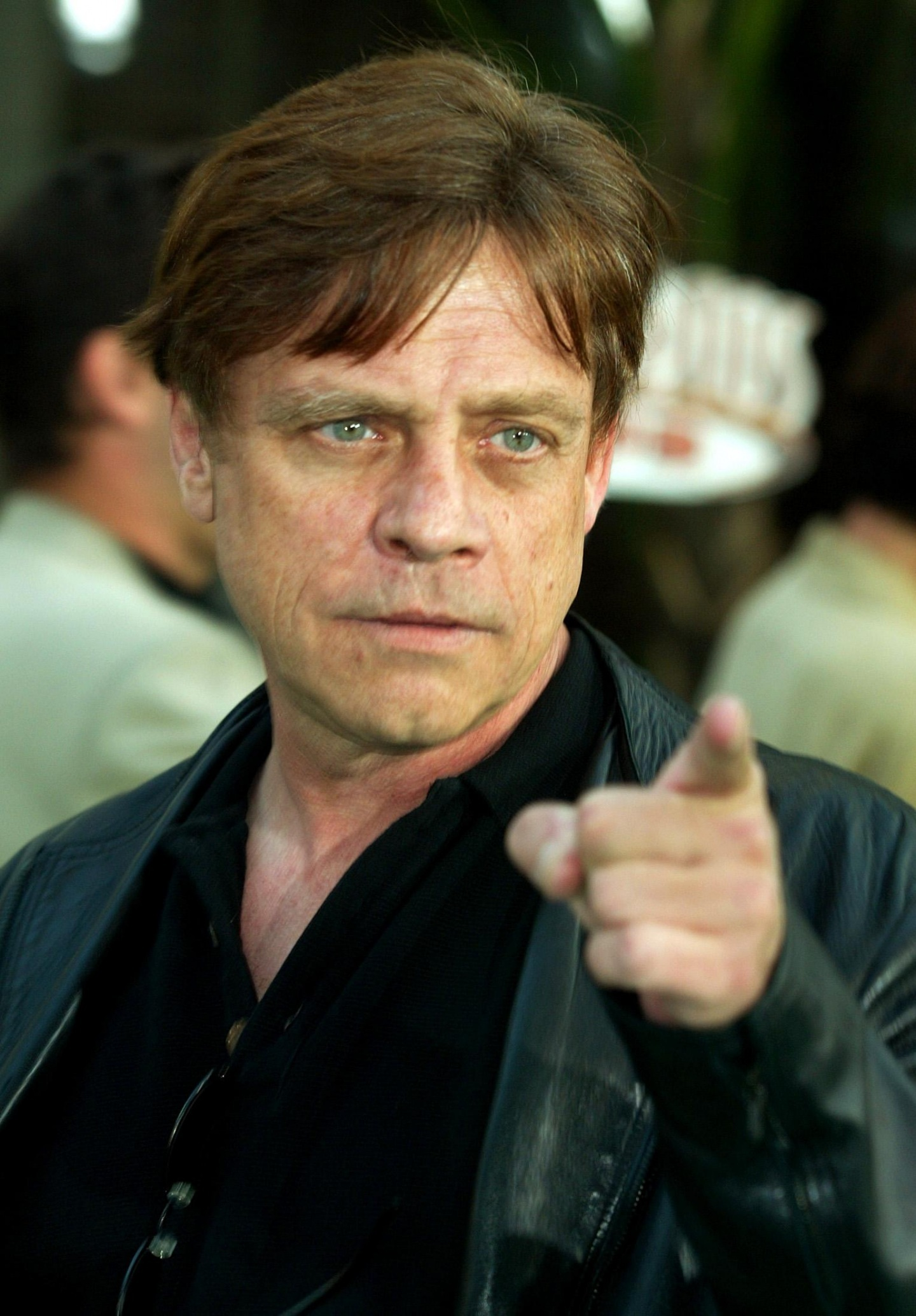 Luke Skywalker Actor Car Accident Before And After